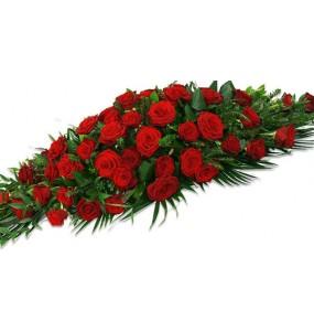 Copribara Rose Rosse